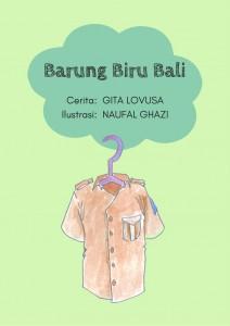 Barung Biru Bali