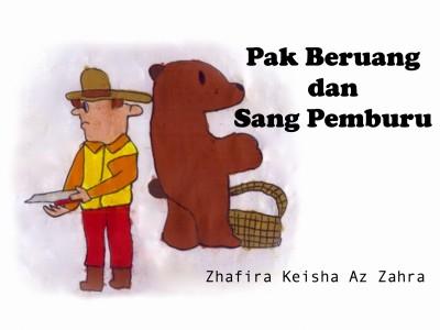 Cover Pak Beruang Zahra